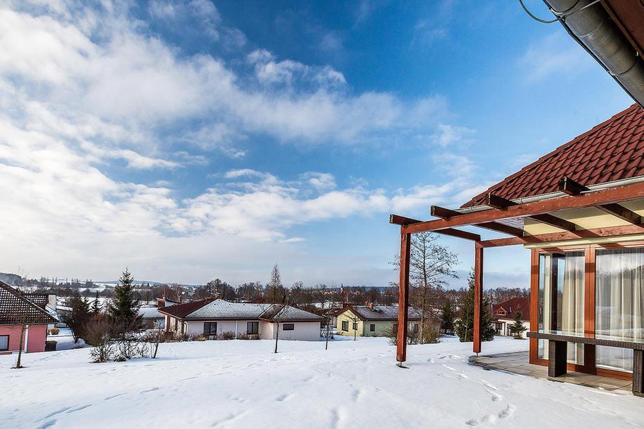 zima Amenity Resort Česká Kanada